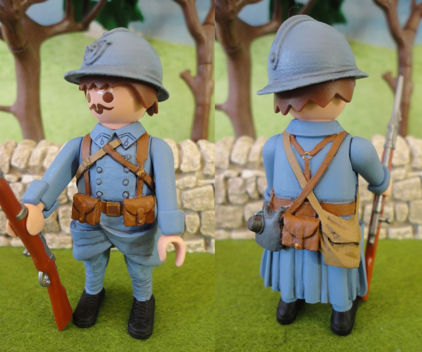 Playmobil 1er empire napoleon grenadier dragon hussard secession nordiste sudiste spartiate - Playmobil soldat ...