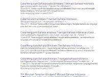 Cara Mudah Memunculkan Postingan di Pencarian Google
