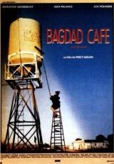 """Carátula del DVD: """"Bagdad Cafe"""""""