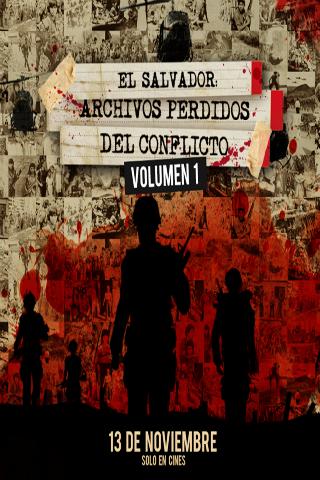El Salvador: Archivos Perdidos del Conflicto Vol 1 [2014] [DVDR] [NTSC] [Latino]