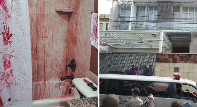 Sadis, Perampok ini Bunuh Satu Keluarga, 11 Orang Berlumuran Darah Ditumpuk di Kamar Mandi