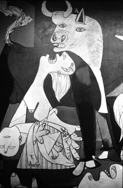 Pablo Picasso 1881-1973 - Guernica, 1937