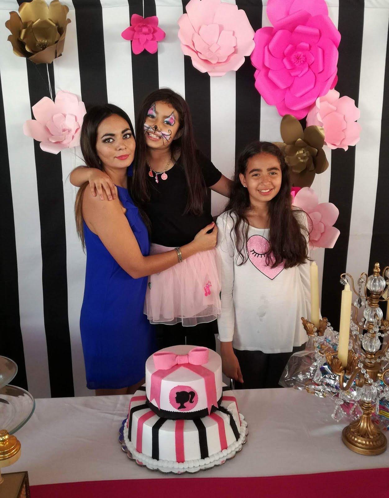 Festejaron Los 8 Años De Ximena Nicole Patiño