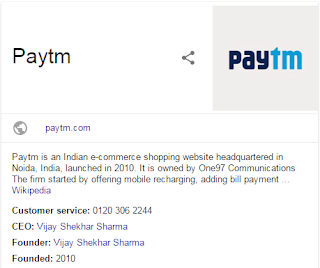 About Paytm