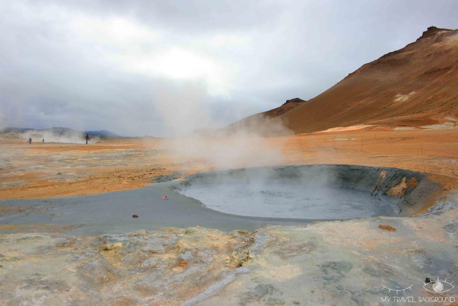 My Travel Background : Road Trip en Islande, itinéraire et infos pratiques / Hverir Namafjall