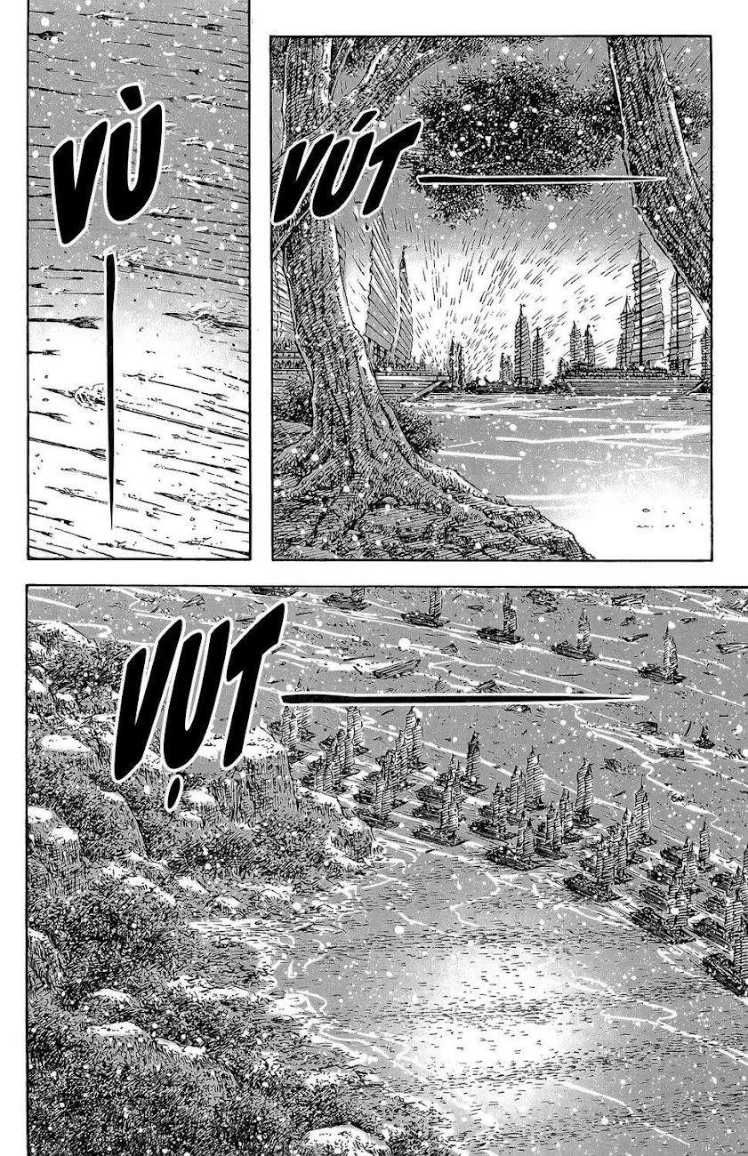 Hỏa phụng liêu nguyên Chương 385: Trí giả ám lộ [Remake] trang 10