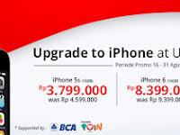 Promo iPhone Terbaru Agustus 2016