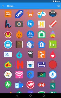 Rewun - Icon Pack - 4