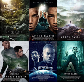 Love And Like Movie After Earth 2013