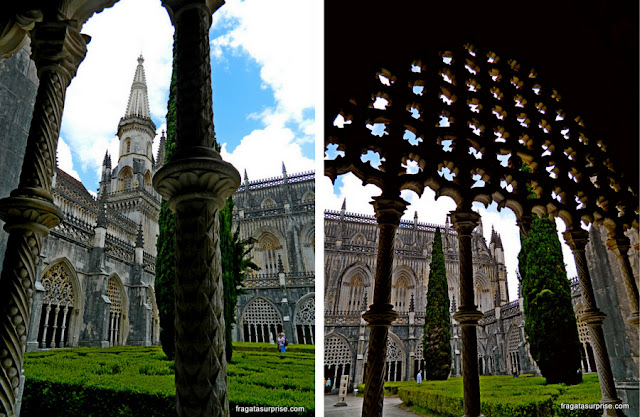Claustro Real, Mosteiro da Batalha, Portugal