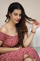 Diksha Panth in a Deep neck Short dress at Maya Mall pre release function ~ Celebrities Exclusive Galleries 046.JPG