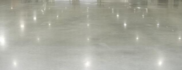 bề mặt sàn sau khi sử dụng máy đánh bóng karva
