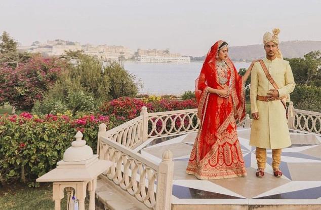 Mengintip Glamping Resort yang Dikunjungi Raisa dan Hamish di India
