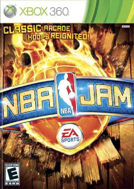 EA Sports NBA JAM [Jtag/RGH] - Download Game Xbox New Free