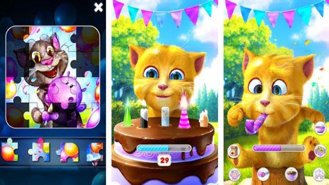 Talking Ginger 2 - Aplikasi Android di Google Play