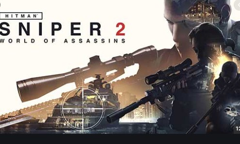 Hitman Sniper 2: World of Assassins Apk Free on Android Game Download