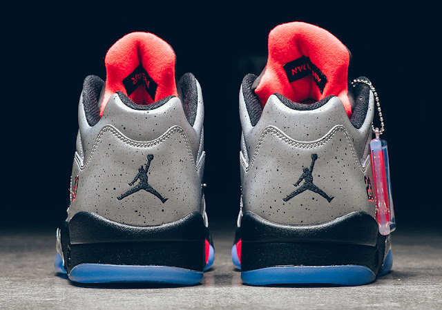 Air Jordan 5 Retro Low Neymar Jr. jumping man