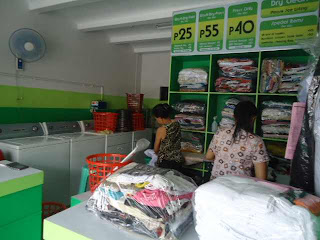 laundry shop business plan example