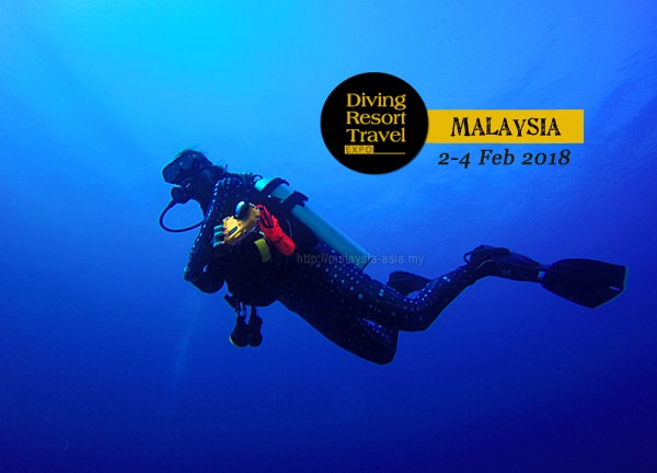 Diving Resort Travel Malaysia 2018