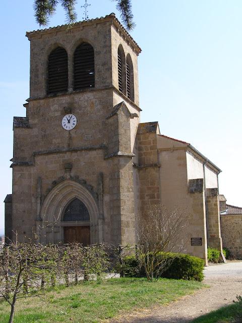 Eglise de Trelins
