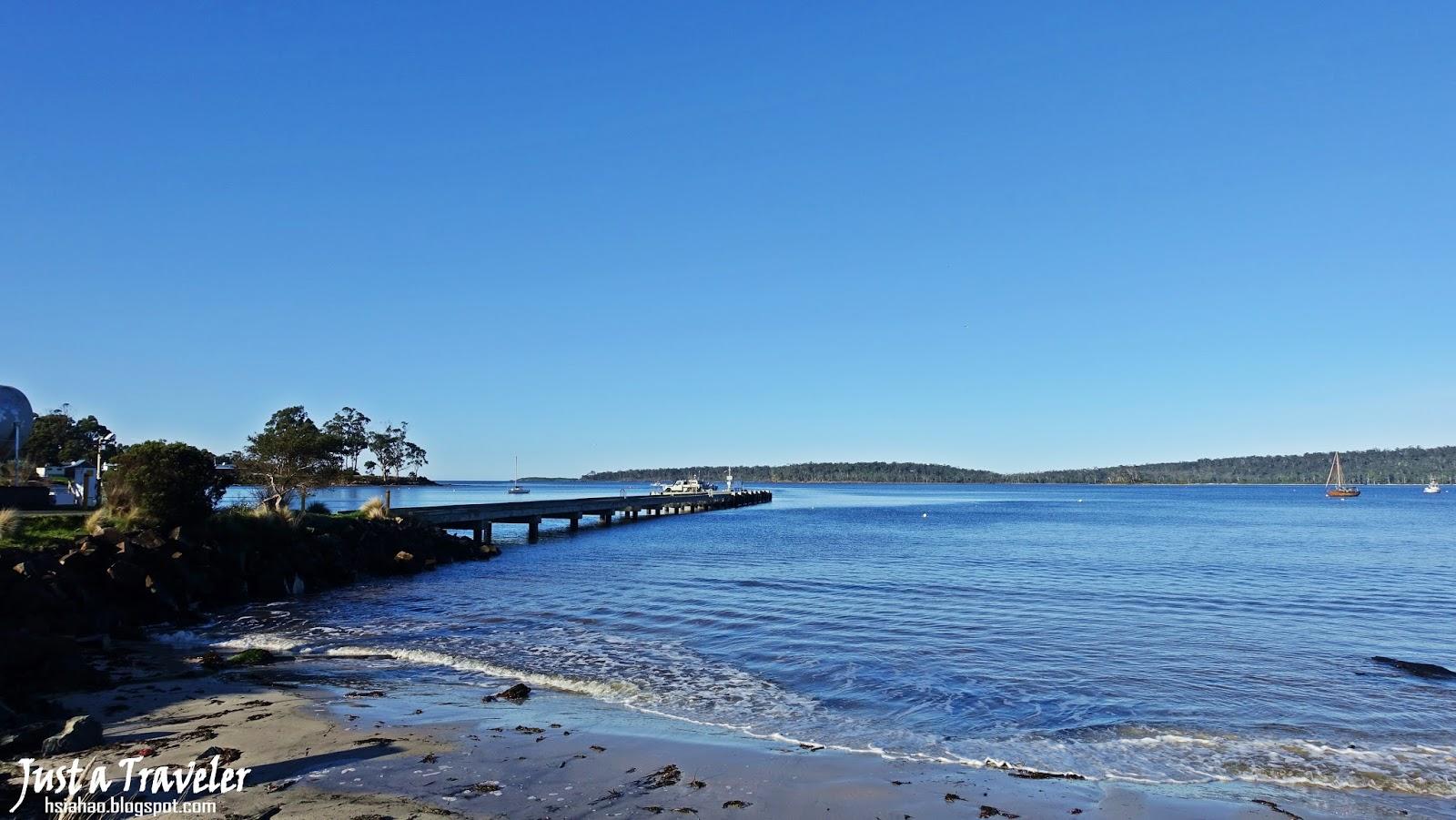 塔斯馬尼亞-景點-推薦-南港-South-Port-旅遊-自由行-澳洲-Tasmania-Tourist-Attraction-Travel-Australia