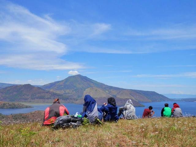 Bukit Holbung, Keindahan Indonesia dari Sumatera Utara