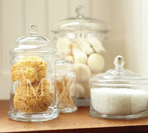 My Stuff Room Galore Ious Stuff Apothecary Jars