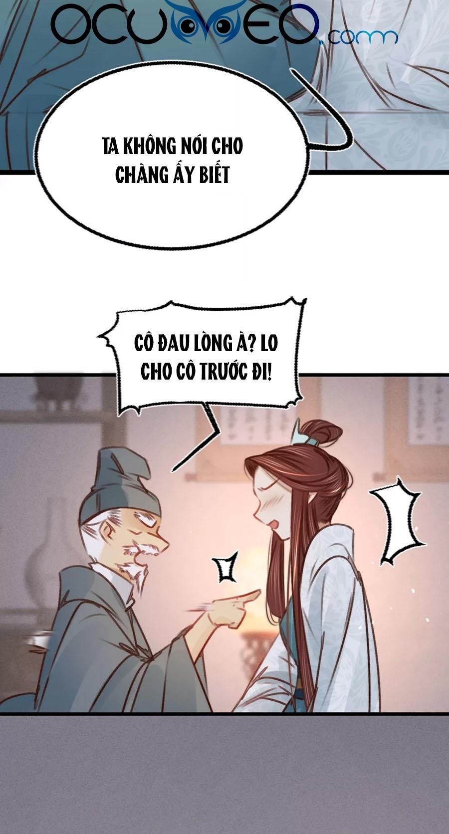 Phượng Hoàn Triều: Vương Gia Yêu Nghiệt Xin Tránh Đường chap 35 - Trang 21