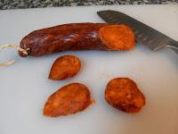Chorizo patatera