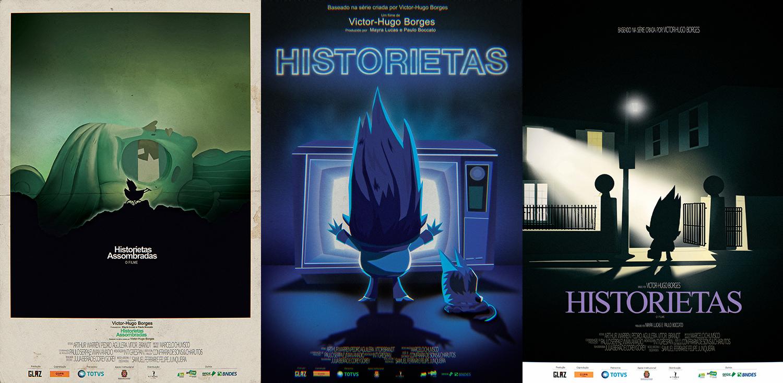 Cinema: Por que você vai amar Historietas Assombradas – O Filme