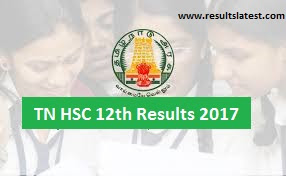 TN HSC 12th Results