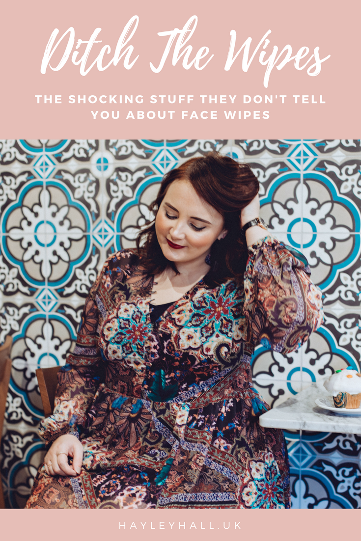 What They Don't Tell You About Face Wipes & Why They're Bad For Skin