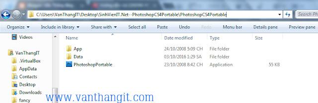Khắc phục không có shortcut trên desktop sau khi cài phần mềm - Văn Thắng Blog