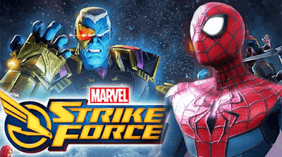MARVEL Strike Force Apk + Mod for Android Free Download