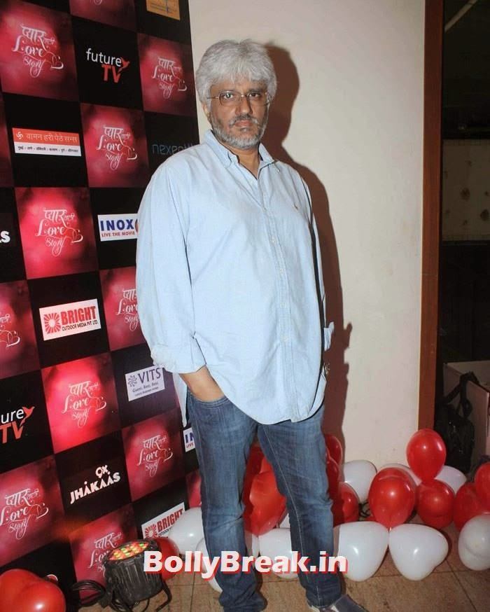 Vikram Bhatt, Celebs at 'Pyaar Wali Love Story' Music Launch
