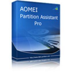 تحميل AOMEI Partition Assistant Pro Edition مجانا لتقسيم الهارد بسهولة مع كود التفعيل