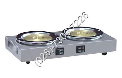 Bếp hâm nóng coffee chính hãng 2 bên hâm nấu tiện dụng  CF2312