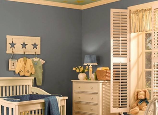 baby boy rooms paint ideas