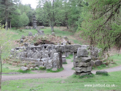Druid's Temple, Ilton, Yorkshire