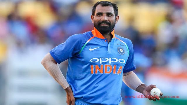 Mohammed Shami Hd Images