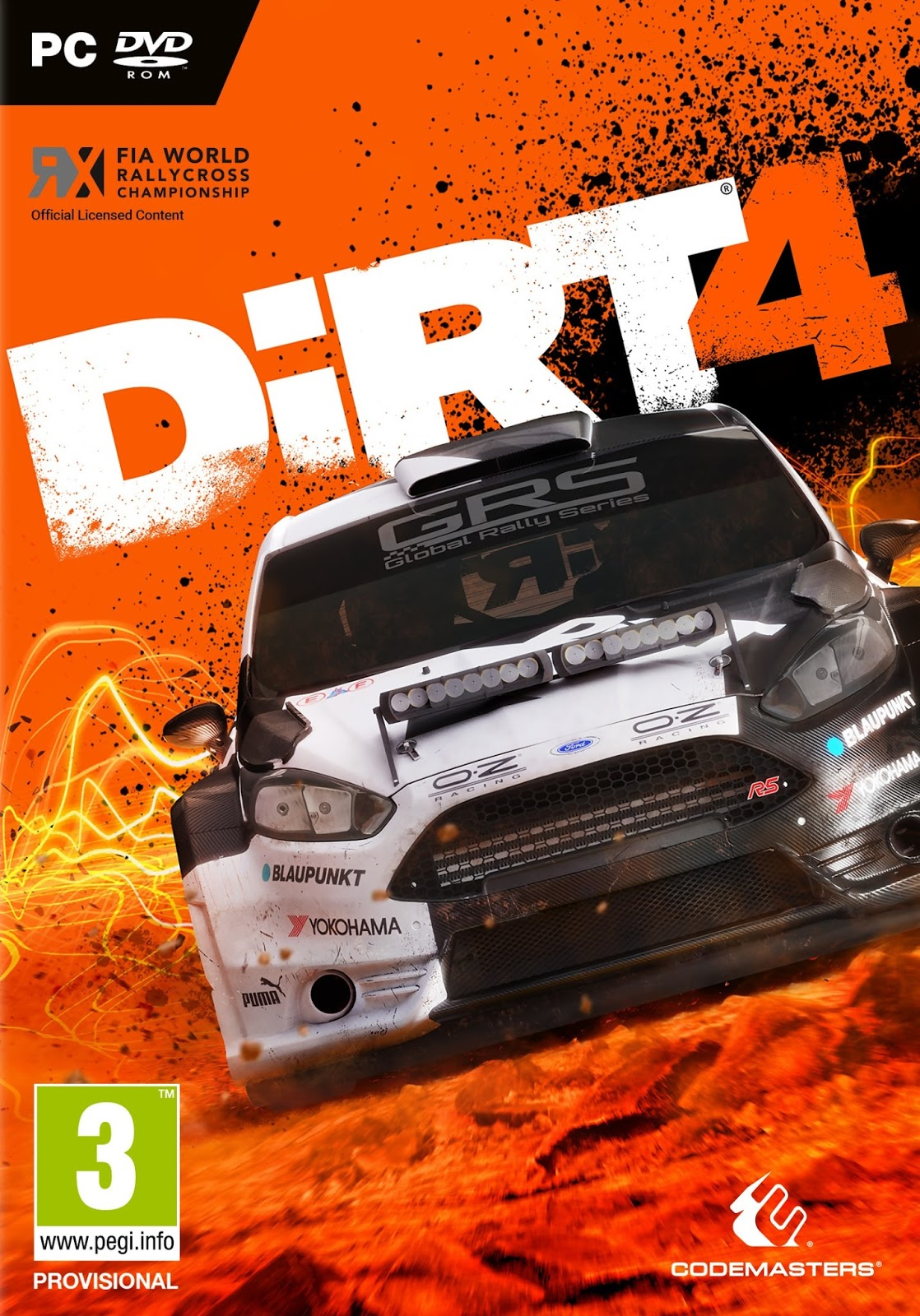 DiRT 4 ESPAÑOL PC