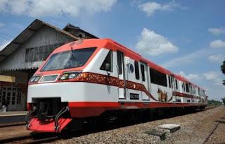 Awal November 2016, Kereta Api Lubuak Aluang-Kayutanam Akan Beroperasi.