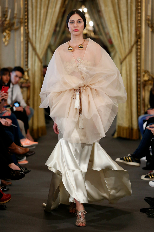 Cristina Pascual - Atelier Couture 2016 - Blog Mi Boda