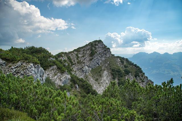 Fürstensteig  Gafadura Hütte - Drei-Schwestern - Gaflei  Wandern in Liechtenstein 16