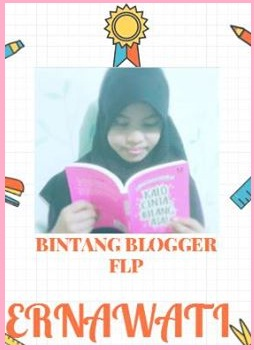 Menjadi Bintang Blogger FLP