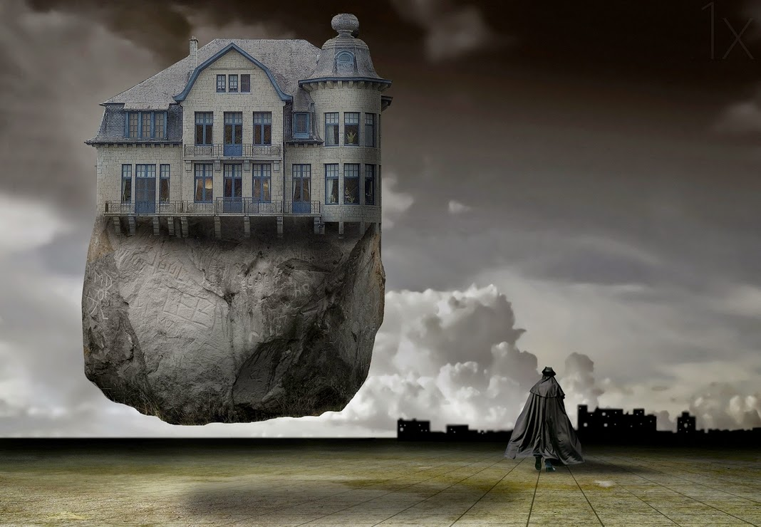 15-Heartbreak-Hotel-Ben-Goossens-Surreal-Photos-of-everyday-Issues-www-designstack-co