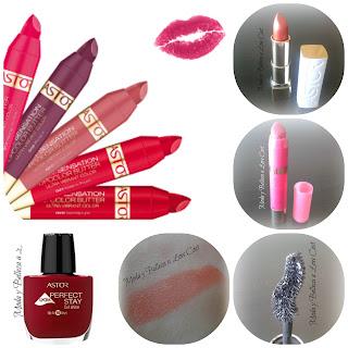 Review sobre los productos de maquillaje Astor que utilizo