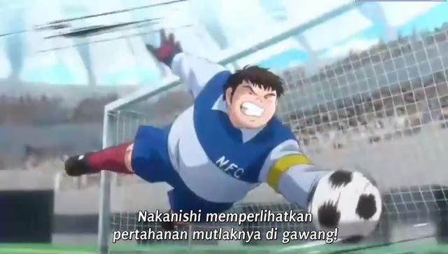 Captain Tsubasa 2018 Episode 19 Subtitle Indonesia