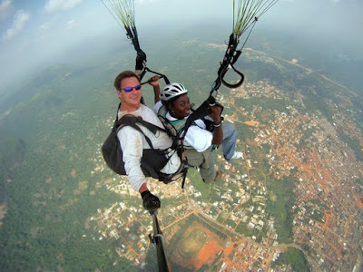 Kwahu Easter: Ghana Tourism Authority Launches 2019 Paragliding Festival