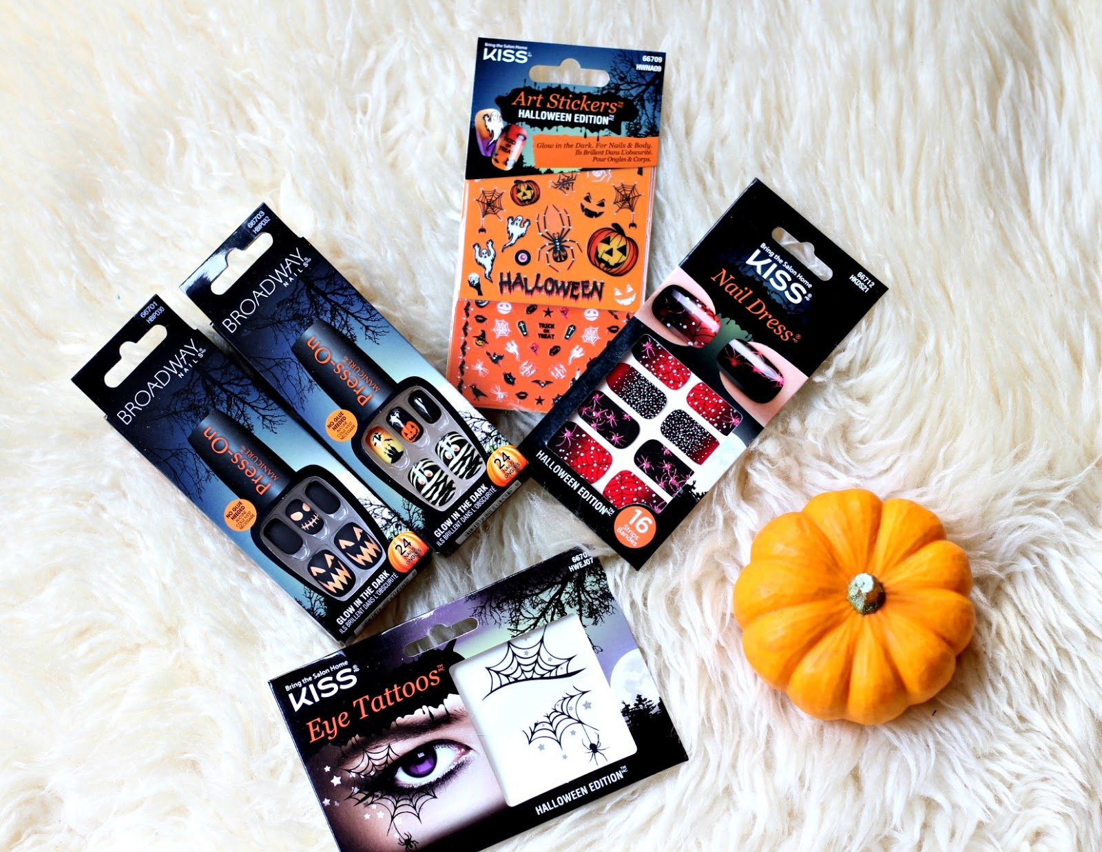Halloween Ready with Kiss Nails — Raincouver Beauty